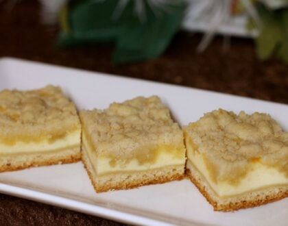 Recept - Chutný a zdravý ovocný koláč