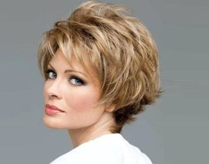 Skvělé účesy z krátkých vlasů pro zralé ženy