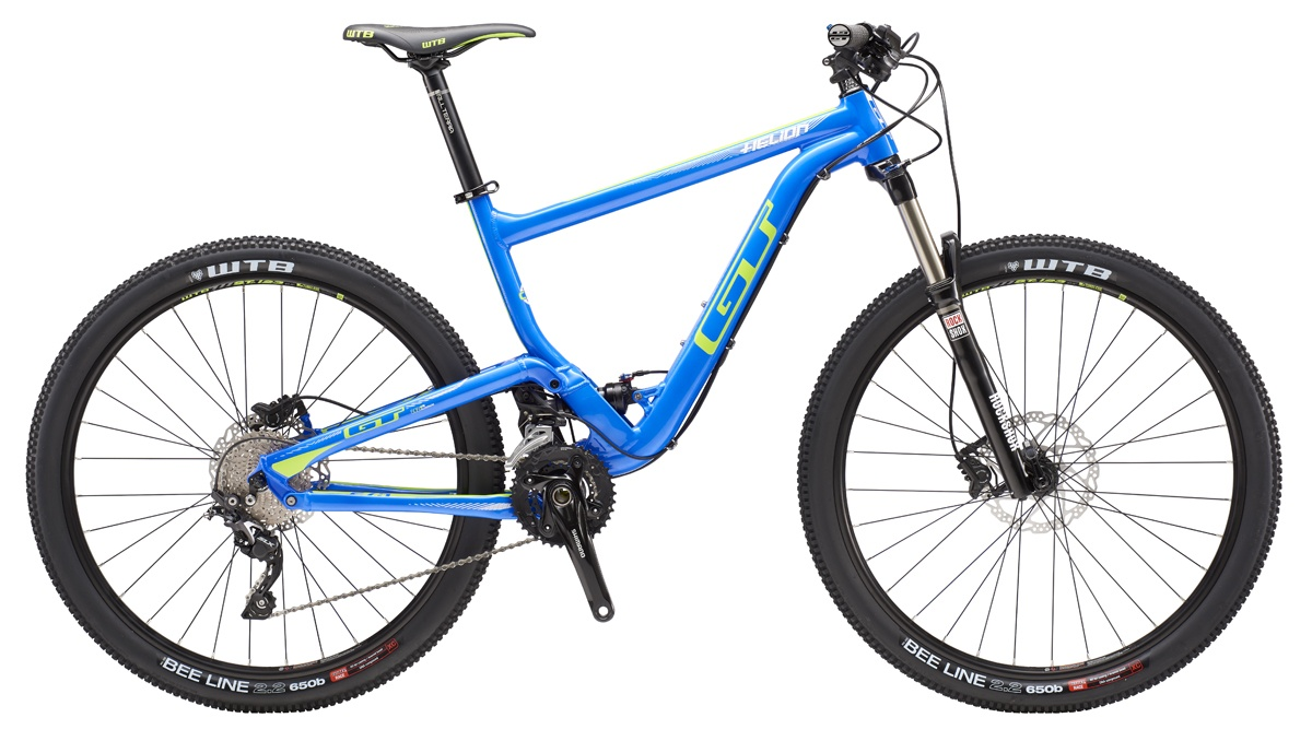 GT HELION ELITE BLUE NEON LIME 2016