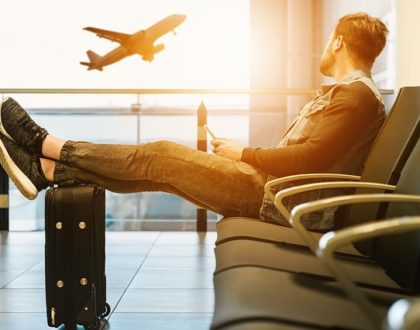 Zpožděný nebo zrušený let - na co všechno máte právo