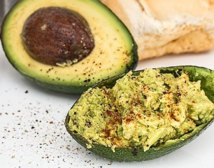 Tipy na recepty z avokáda