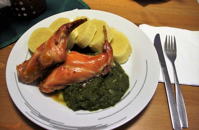 Bramborový knedlík – příprava chutného pokrmu