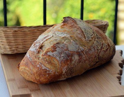 Jak upéct domácí cibulový chléb