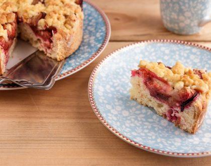 Recept na švestkový koláč