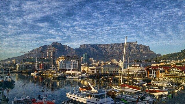Co navštívit v Kapském Městě
