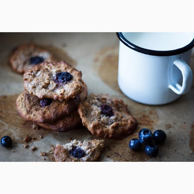 Jak na zdravé ovocné cookies
