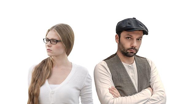 Nejčastější důvody rozvodů v Česku