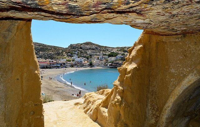 5 nejlepších pláží na Krétě