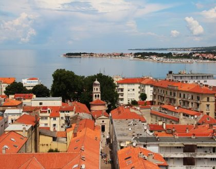 5 nejlepších pláží v Zadaru