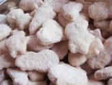Recept na octové cukroví