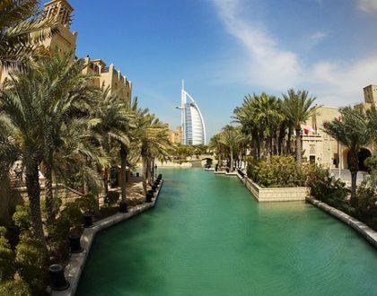 Dubaj - památky, ubytování, pláže