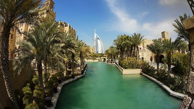 Dubaj – památky, ubytování, pláže