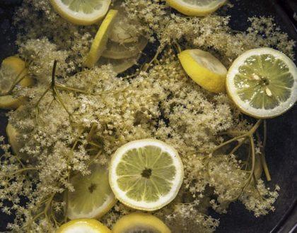 Domácí zdravý sirup z bezu bez chemie