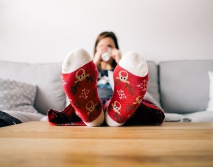Recept, jak zahřát studené nohy