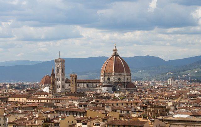Nejkrásnější památky ve Florencii