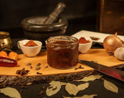 Recept na cibulovou marmeládu