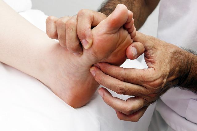 První pomoc pro ploché nohy