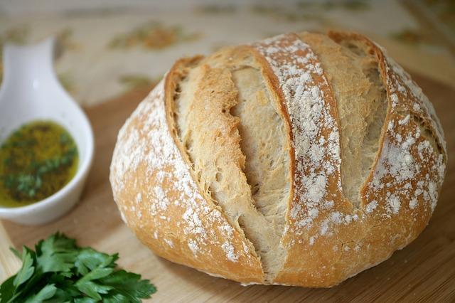 Recept na domácí chléb