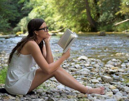 Proč zařadit do denní rutiny čtení knih