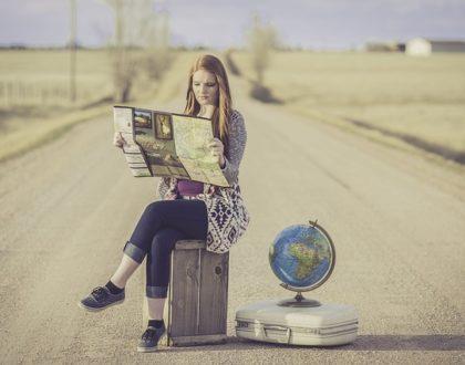 Jak cestovat sama