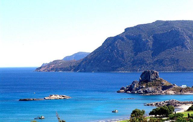 5 nejlepších pláží na ostrově Kos