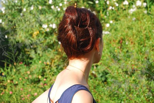 Vyzkoušejte barvení vlasů hennou