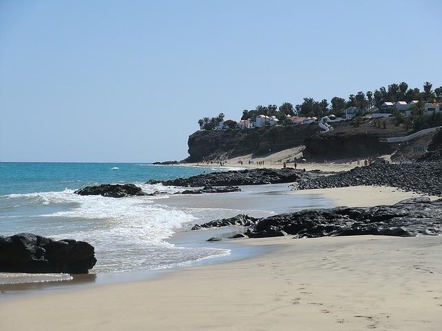 Nejlepší pláže na ostrově Fuertaventura
