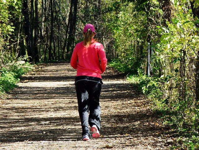 Jak na hubnutí běháním