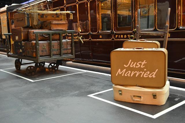 5 nejlepších destinací pro svatební cestu
