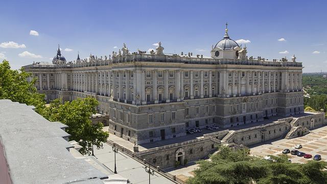 Nejkrásnější místa v Madridu