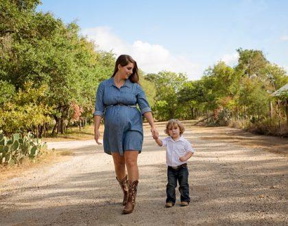 Jak zhubnout po porodu
