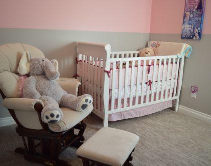 Zařizujeme dětský pokoj pro miminko
