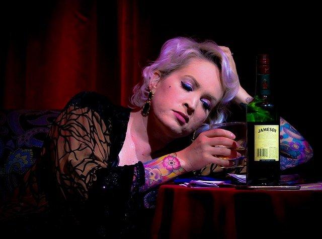 Jak ovlivňuje alkohol ženské tělo