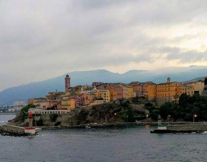 Dovolená na Korsice - doprava, památky