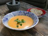 Recept na nejlepší dýňovou polévku