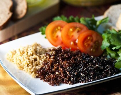 Vaříme ze suroviny quinoa