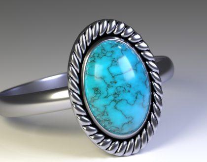 Letošní letní trendy? Masivní šperky s výraznými kameny