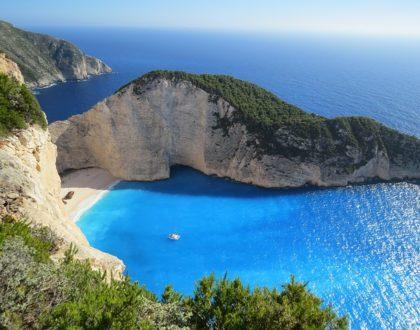 10 nejkrásnějších pláží Řecka