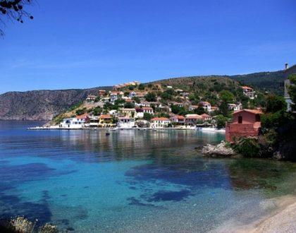 Nejoblíbenější ostrovy v Řecku