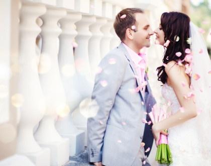 Svatba v romantickém hotelu