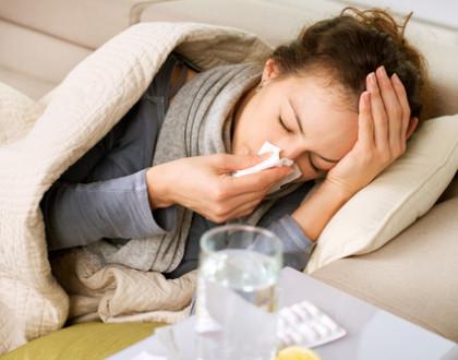 Jak na chřipku bez zbytečné chemie