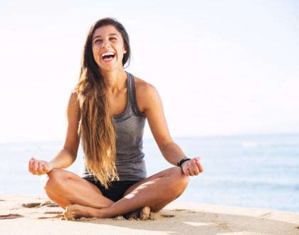 Uvolněte tělo i mysl pomocí jógy