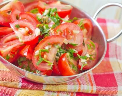 Rajčata v hlavní roli - 2 recepty, na kterých si smlsnete!
