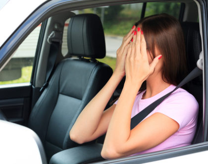 4 rady jak překonat strach z řízení