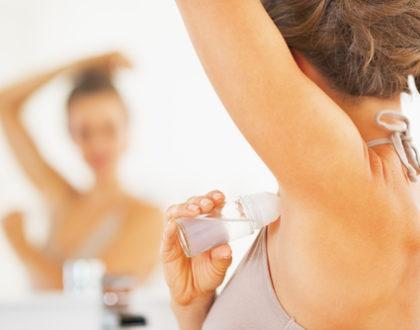 3 důvody proč používat přírodní deodoranty