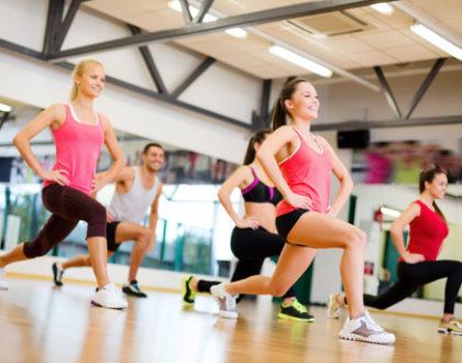 Tipy na skvělá skupinová indoor cvičení