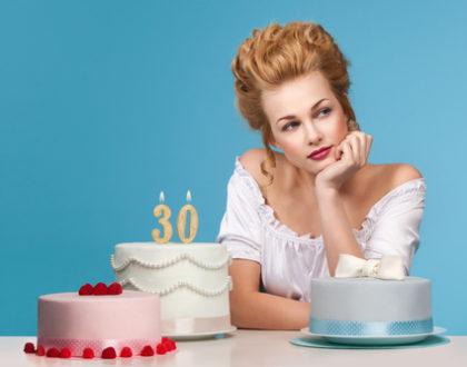 Jaké jsou ženy po třicítce?