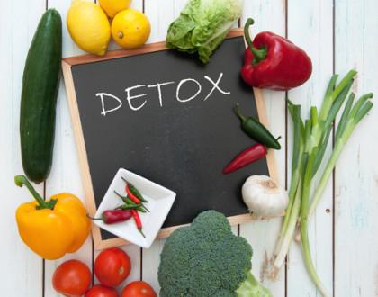 Detoxikace a očista organismu, zn. snadno a rychle