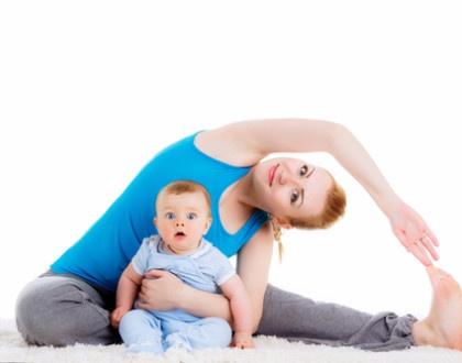 Jak se dostat do formy po porodu