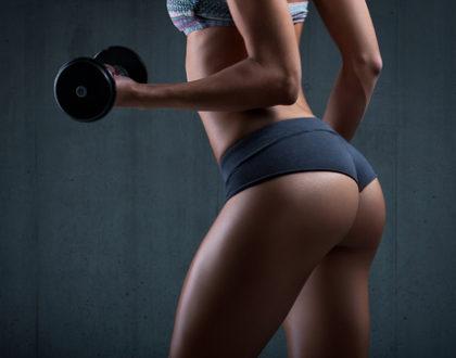Skvělé cviky na zadek a stehna